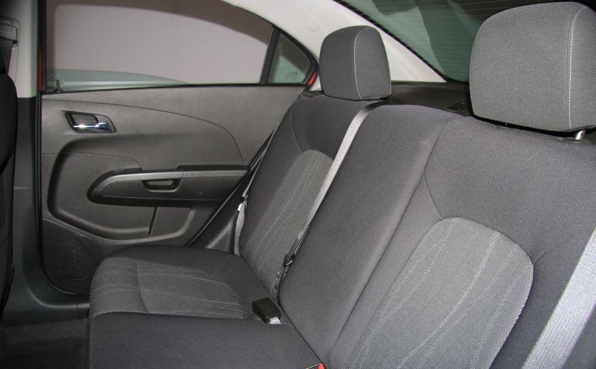 2012 Chevrolet Sonic LT AUTOMATIQUE A/C BLUETHOOT #17