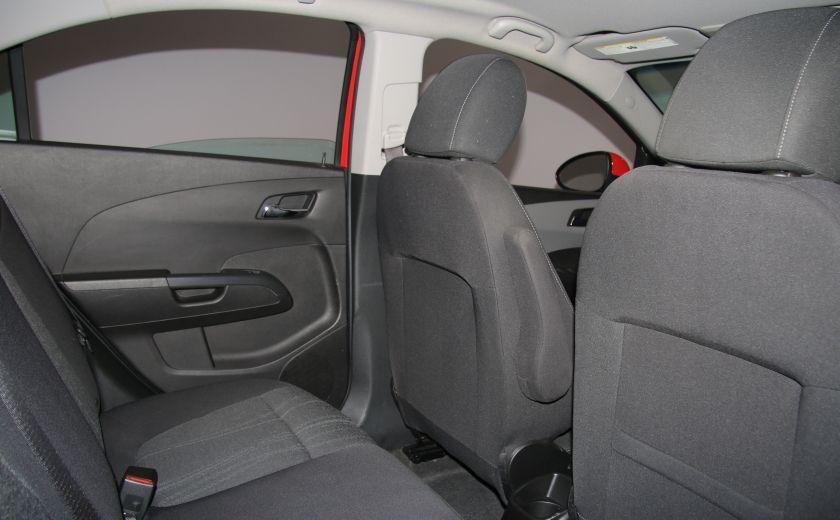2012 Chevrolet Sonic LT AUTOMATIQUE A/C BLUETHOOT #18