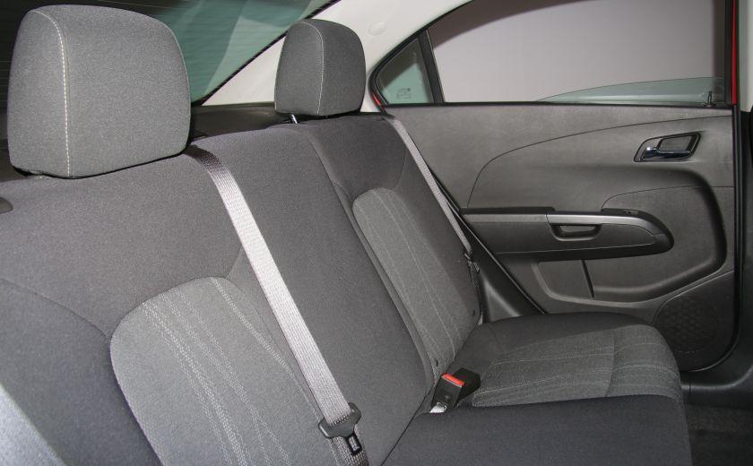 2012 Chevrolet Sonic LT AUTOMATIQUE A/C BLUETHOOT #19