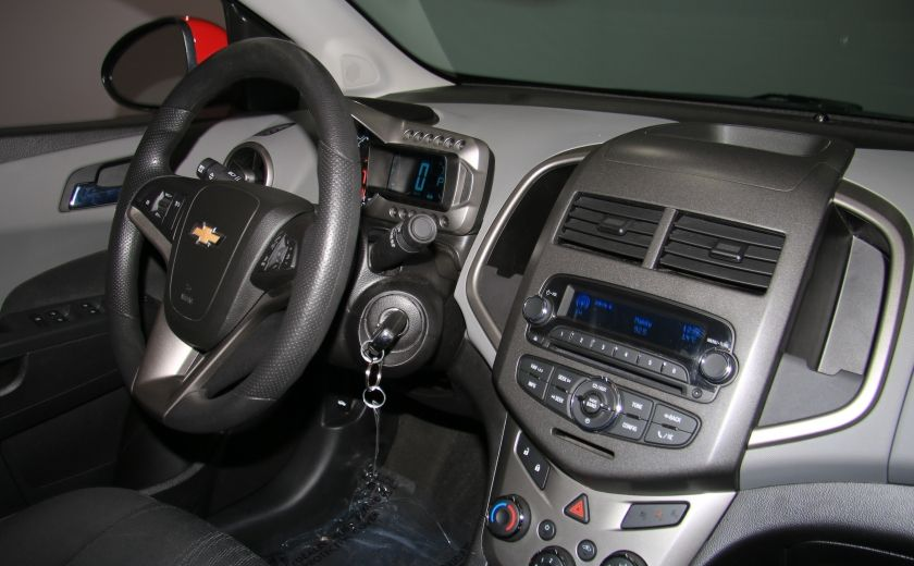 2012 Chevrolet Sonic LT AUTOMATIQUE A/C BLUETHOOT #21