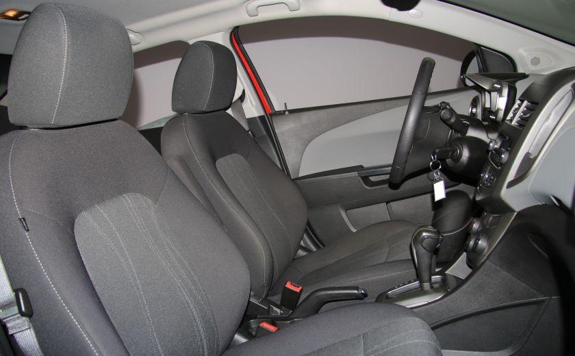 2012 Chevrolet Sonic LT AUTOMATIQUE A/C BLUETHOOT #22