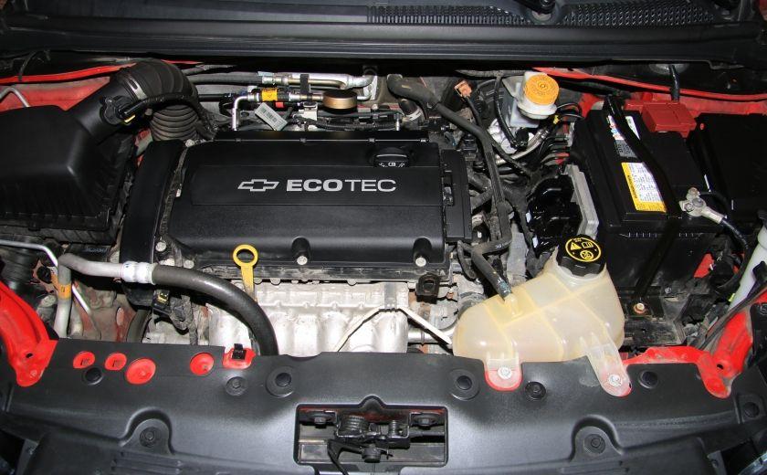 2012 Chevrolet Sonic LT AUTOMATIQUE A/C BLUETHOOT #23