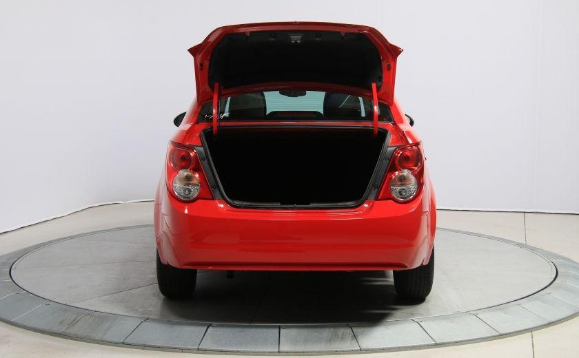 2012 Chevrolet Sonic LT AUTOMATIQUE A/C BLUETHOOT #25