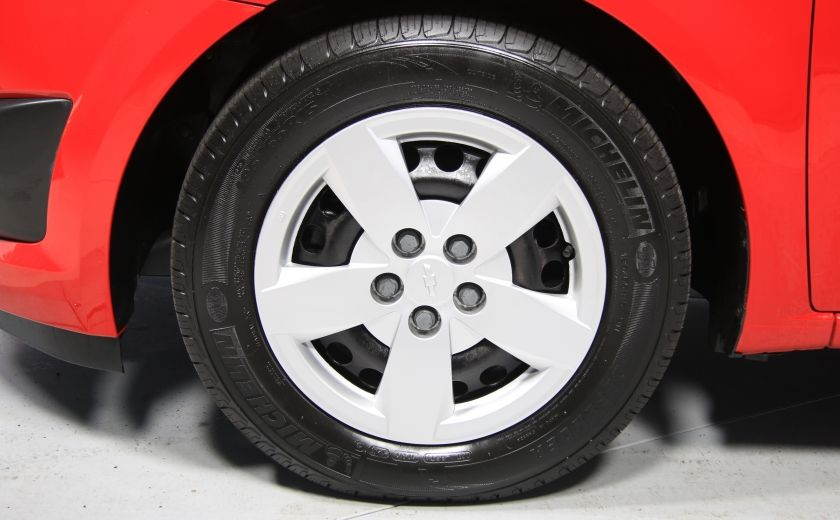 2012 Chevrolet Sonic LT AUTOMATIQUE A/C BLUETHOOT #28