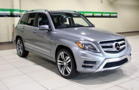 2013 Mercedes Benz GLK350 AWD AUTO A/C CUIR MAGS BLUETOOTH in Estrie