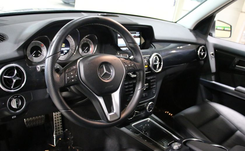2013 Mercedes Benz GLK350 AWD AUTO A/C CUIR MAGS BLUETOOTH #8