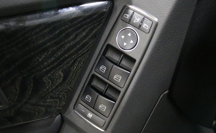 2013 Mercedes Benz GLK350 AWD AUTO A/C CUIR MAGS BLUETOOTH #10