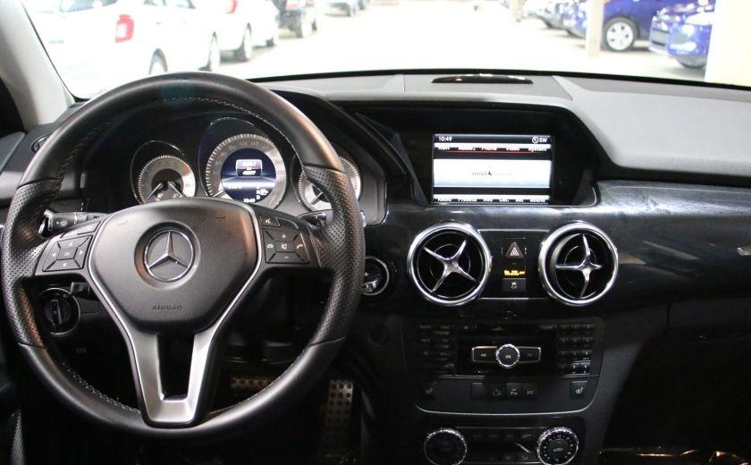 2013 Mercedes Benz GLK350 AWD AUTO A/C CUIR MAGS BLUETOOTH #13