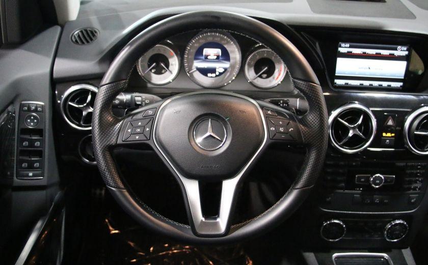 2013 Mercedes Benz GLK350 AWD AUTO A/C CUIR MAGS BLUETOOTH #14