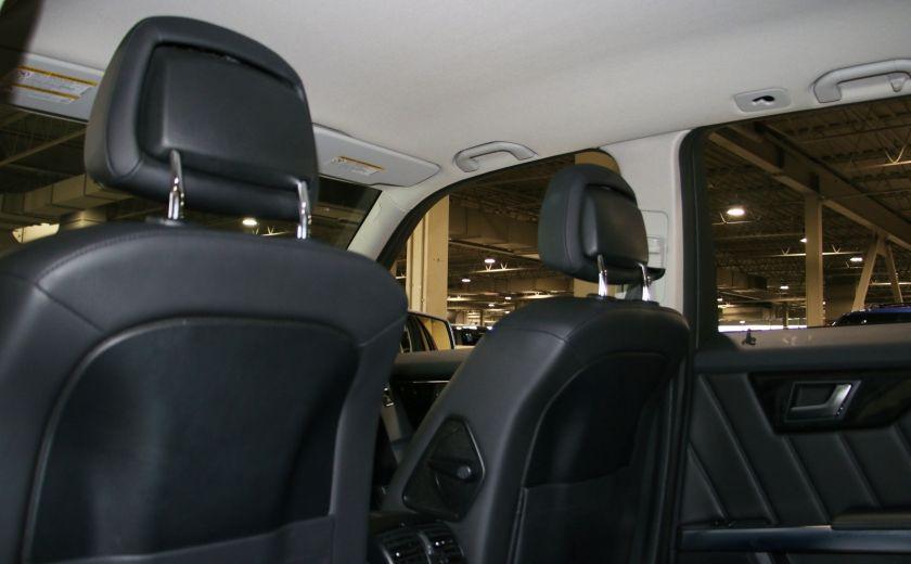2013 Mercedes Benz GLK350 AWD AUTO A/C CUIR MAGS BLUETOOTH #20