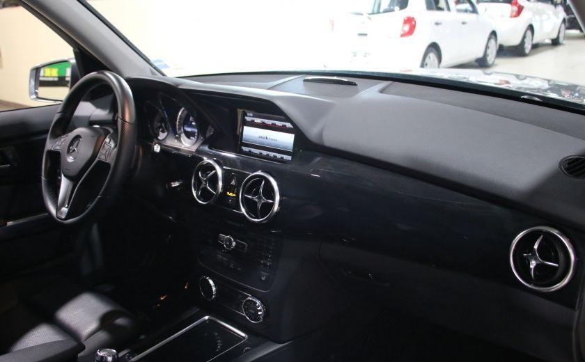 2013 Mercedes Benz GLK350 AWD AUTO A/C CUIR MAGS BLUETOOTH #24