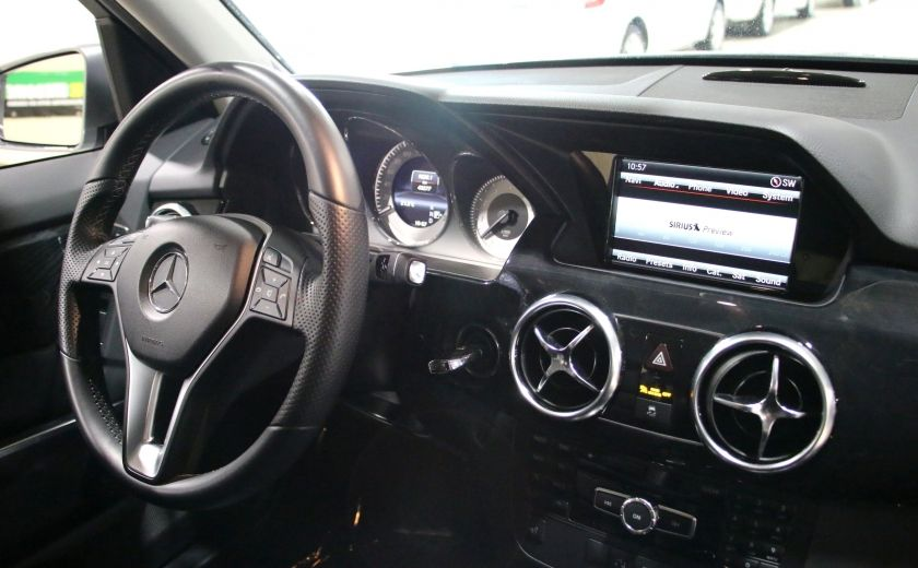 2013 Mercedes Benz GLK350 AWD AUTO A/C CUIR MAGS BLUETOOTH #25