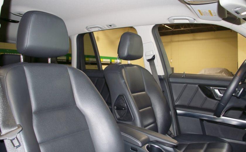 2013 Mercedes Benz GLK350 AWD AUTO A/C CUIR MAGS BLUETOOTH #26