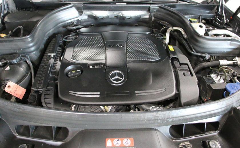 2013 Mercedes Benz GLK350 AWD AUTO A/C CUIR MAGS BLUETOOTH #27