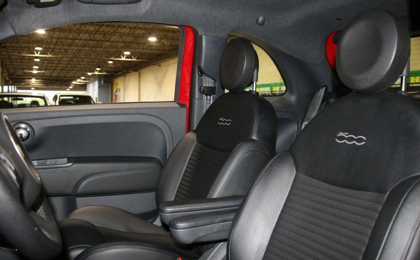 2015 Fiat 500 Sport AUTO A/C GR ELECT MAGS BLUETHOOT #9