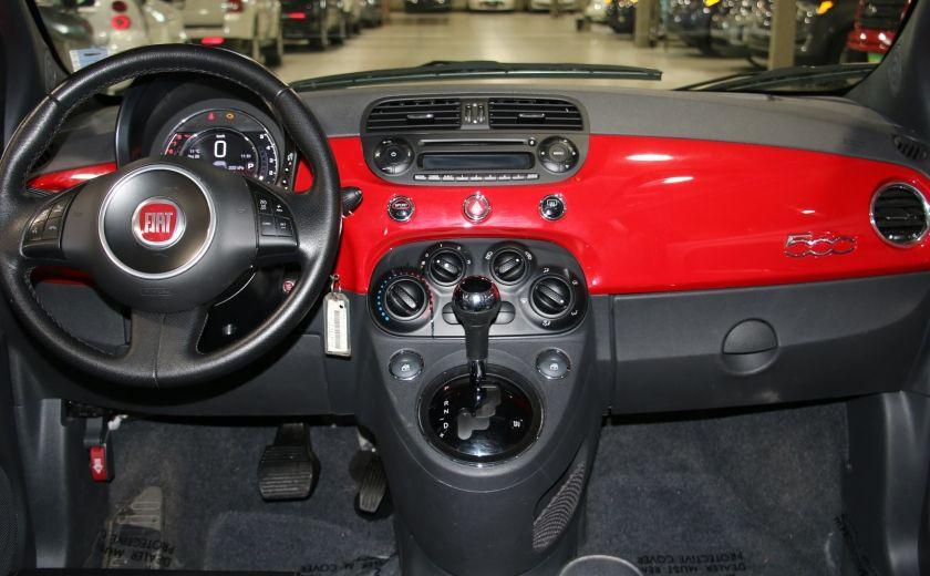 2015 Fiat 500 Sport AUTO A/C GR ELECT MAGS BLUETHOOT #11