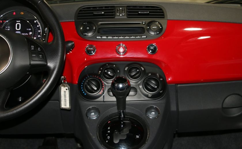 2015 Fiat 500 Sport AUTO A/C GR ELECT MAGS BLUETHOOT #14