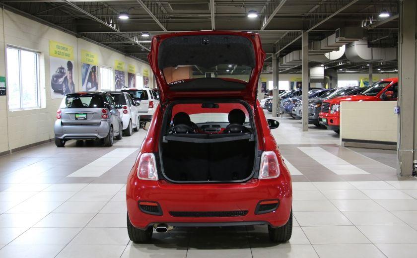 2015 Fiat 500 Sport AUTO A/C GR ELECT MAGS BLUETHOOT #22