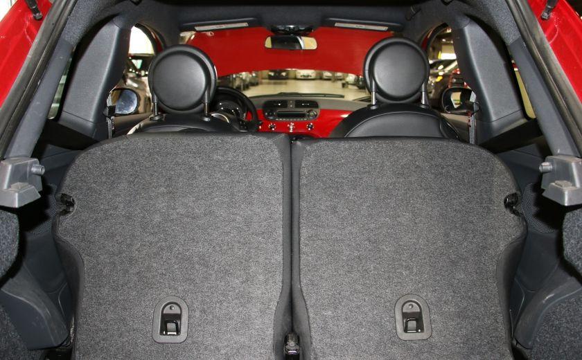 2015 Fiat 500 Sport AUTO A/C GR ELECT MAGS BLUETHOOT #24
