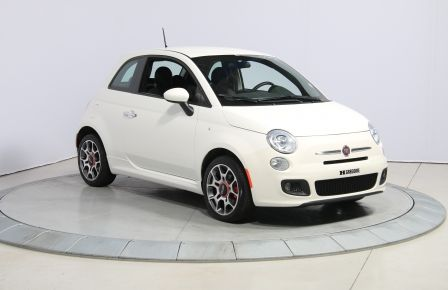 2015 Fiat 500 Sport AUTO A/C GR ELECT MAGS BLUETOOTH in Gatineau