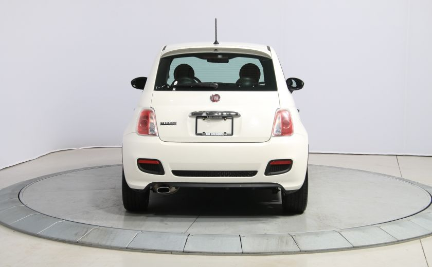 2015 Fiat 500 Sport AUTO A/C GR ELECT MAGS BLUETOOTH #5