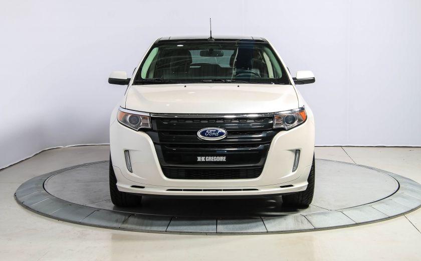 2014 Ford EDGE Sport AUTOMATIQUE A/C MAGS BLUETHOOT CUIR TOIT #1