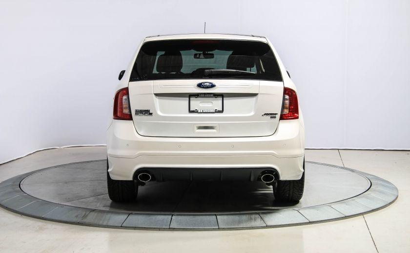 2014 Ford EDGE Sport AUTOMATIQUE A/C MAGS BLUETHOOT CUIR TOIT #5