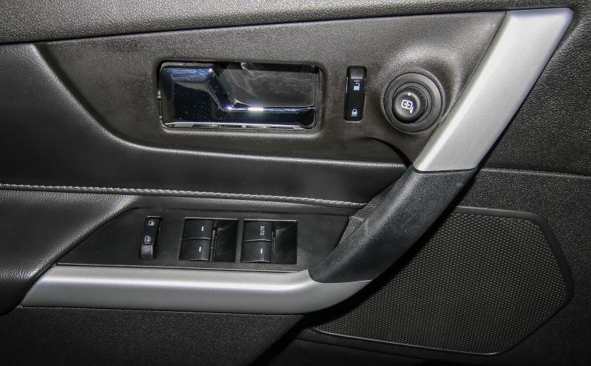 2014 Ford EDGE Sport AUTOMATIQUE A/C MAGS BLUETHOOT CUIR TOIT #10