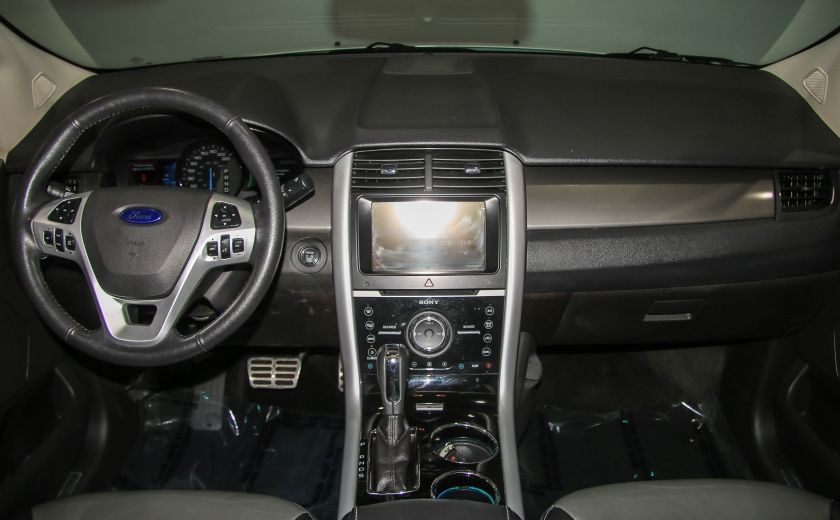 2014 Ford EDGE Sport AUTOMATIQUE A/C MAGS BLUETHOOT CUIR TOIT #13