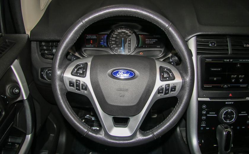 2014 Ford EDGE Sport AUTOMATIQUE A/C MAGS BLUETHOOT CUIR TOIT #15