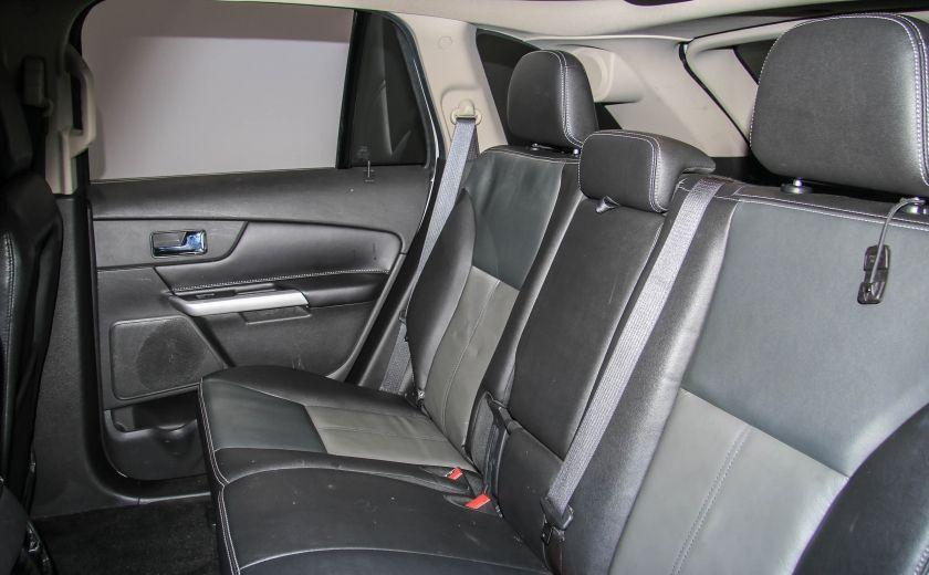 2014 Ford EDGE Sport AUTOMATIQUE A/C MAGS BLUETHOOT CUIR TOIT #20