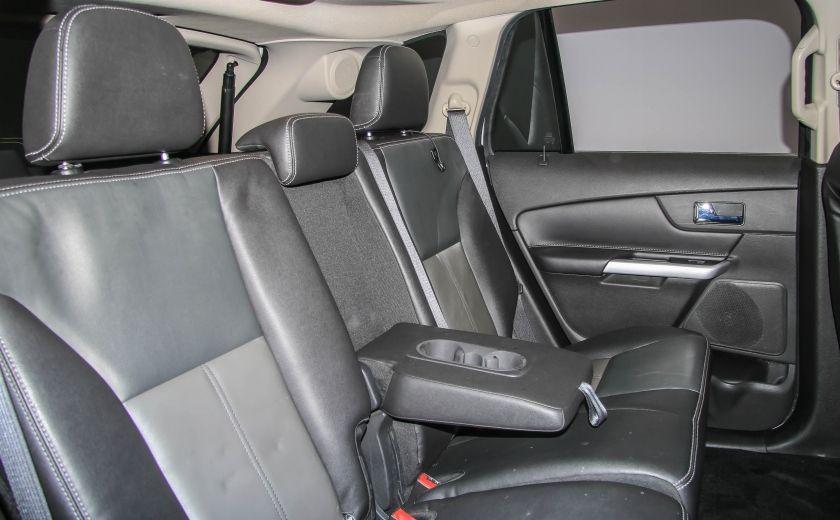 2014 Ford EDGE Sport AUTOMATIQUE A/C MAGS BLUETHOOT CUIR TOIT #22