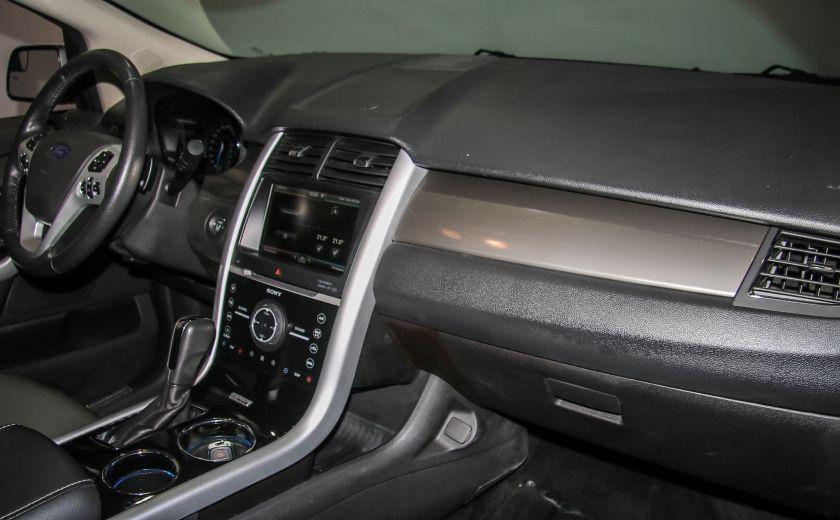 2014 Ford EDGE Sport AUTOMATIQUE A/C MAGS BLUETHOOT CUIR TOIT #23