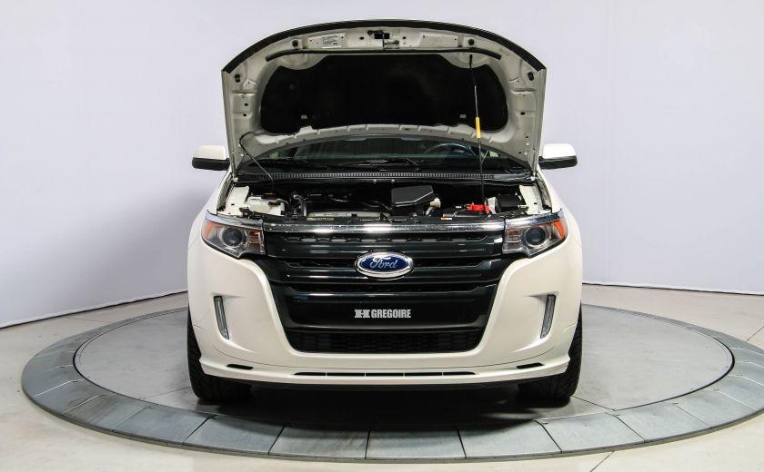 2014 Ford EDGE Sport AUTOMATIQUE A/C MAGS BLUETHOOT CUIR TOIT #27
