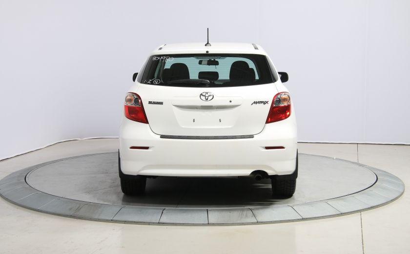 2013 Toyota Matrix AUTO A/C GR ELECT TOIT MAGS BLUETHOOT #4