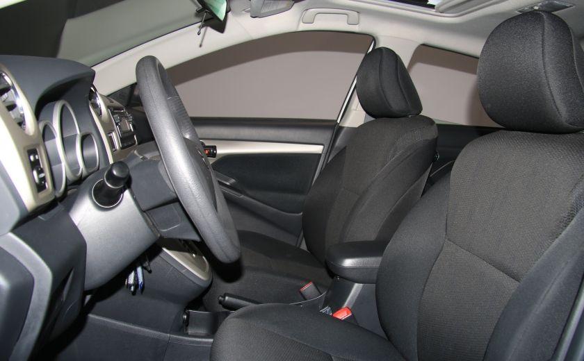 2013 Toyota Matrix AUTO A/C GR ELECT TOIT MAGS BLUETHOOT #8