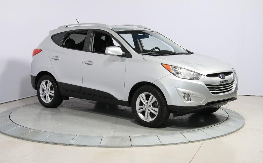 2012 Hyundai Tucson GLS A/C MAGS BLUETHOOT #0