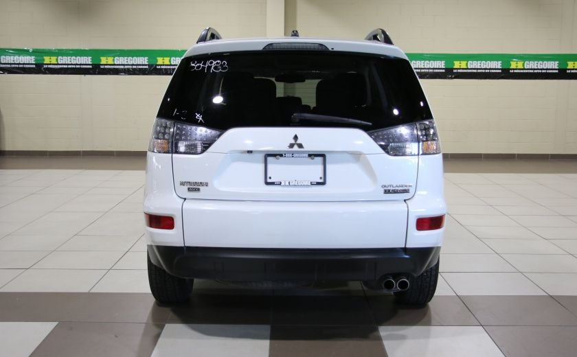 2012 Mitsubishi Outlander LS V6 AWD 7 PASSAGERS CAMERA RECUL #5