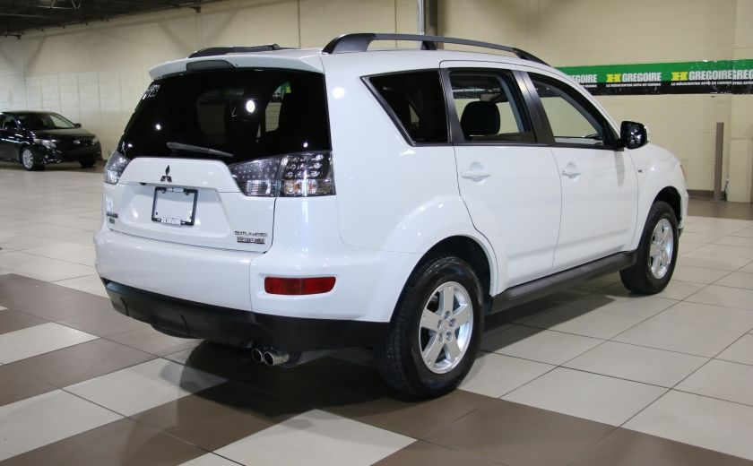 2012 Mitsubishi Outlander LS V6 AWD 7 PASSAGERS CAMERA RECUL #6