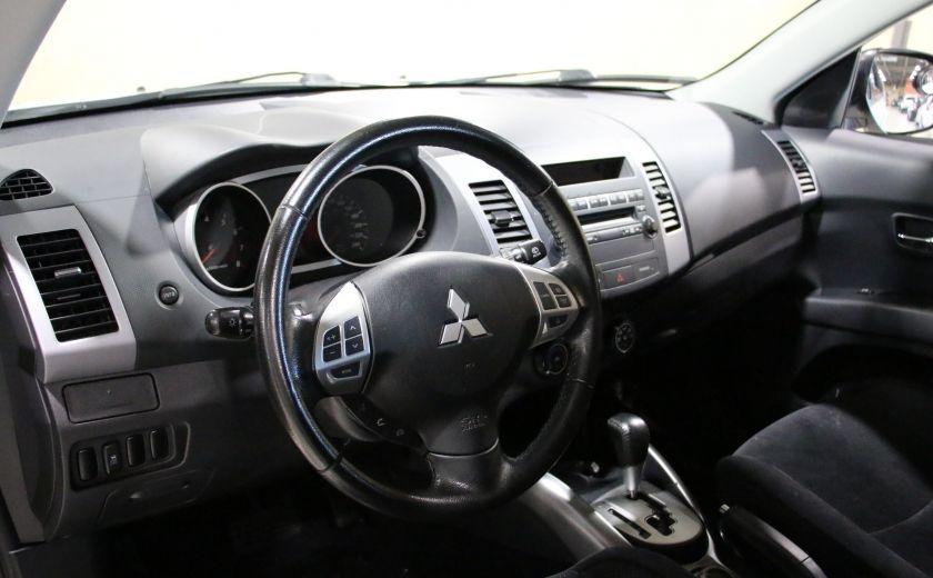 2012 Mitsubishi Outlander LS V6 AWD 7 PASSAGERS CAMERA RECUL #8