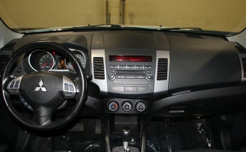 2012 Mitsubishi Outlander LS V6 AWD 7 PASSAGERS CAMERA RECUL #11
