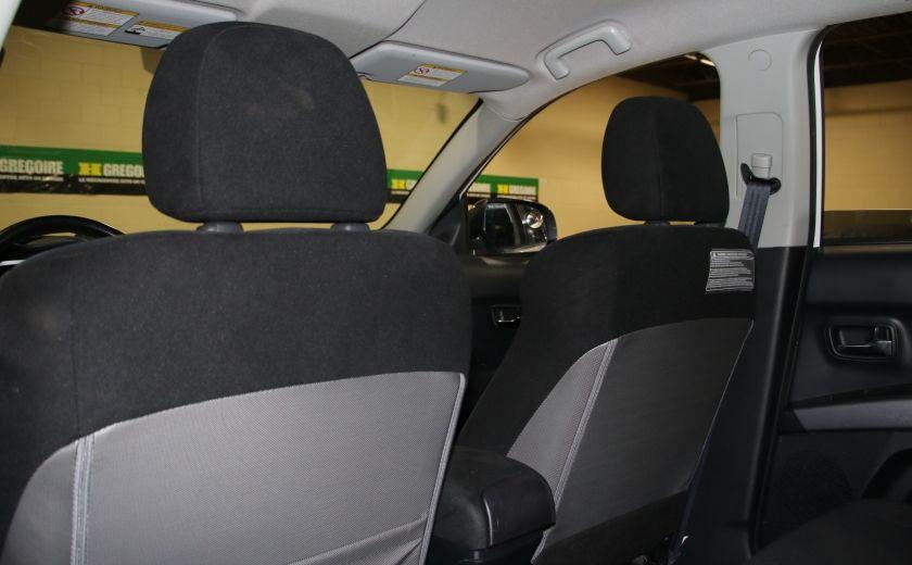 2012 Mitsubishi Outlander LS V6 AWD 7 PASSAGERS CAMERA RECUL #19