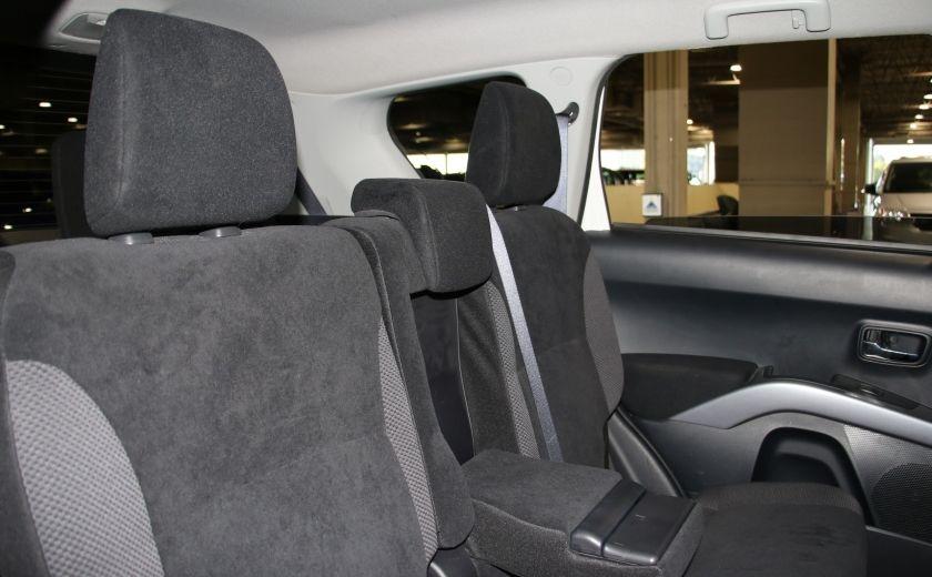 2012 Mitsubishi Outlander LS V6 AWD 7 PASSAGERS CAMERA RECUL #24