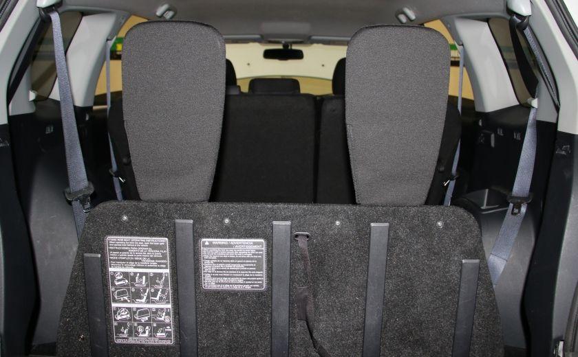 2012 Mitsubishi Outlander LS V6 AWD 7 PASSAGERS CAMERA RECUL #32