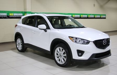 2014 Mazda CX 5 GT TECH AWD CUIR TOIT NAV  CAMERA RECUL in Rimouski