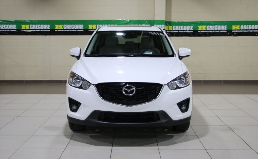 2014 Mazda CX 5 GT TECH AWD CUIR TOIT NAV  CAMERA RECUL #1
