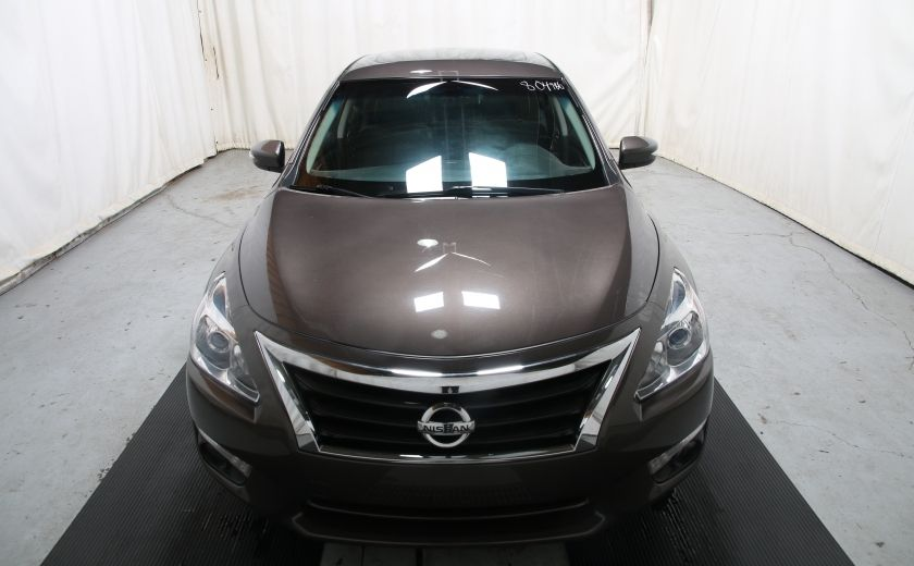 2014 Nissan Altima 2.5 SL CUIR TOIT MAGS BLUETHOOT CAMERA RECUL #1
