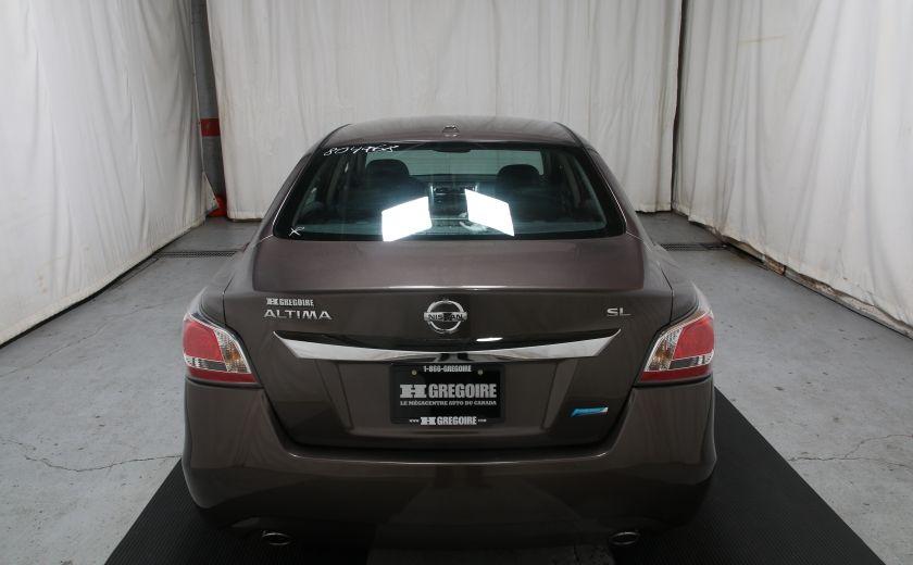 2014 Nissan Altima 2.5 SL CUIR TOIT MAGS BLUETHOOT CAMERA RECUL #4