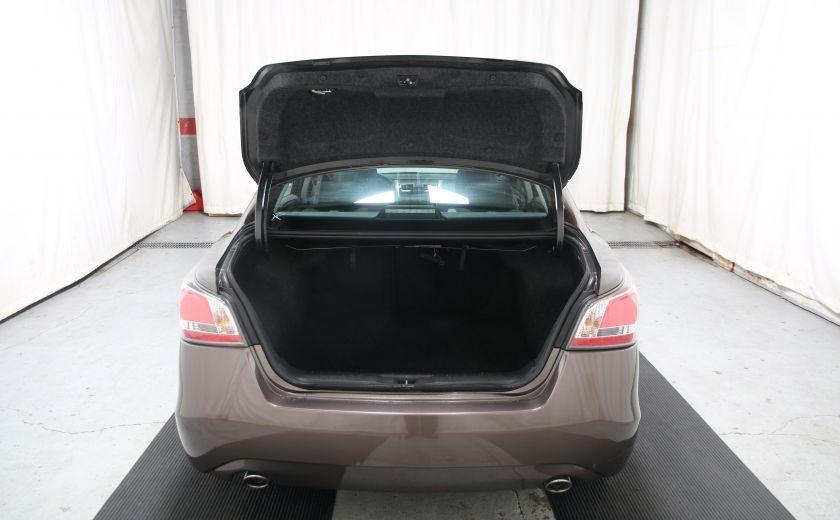 2014 Nissan Altima 2.5 SL CUIR TOIT MAGS BLUETHOOT CAMERA RECUL #23