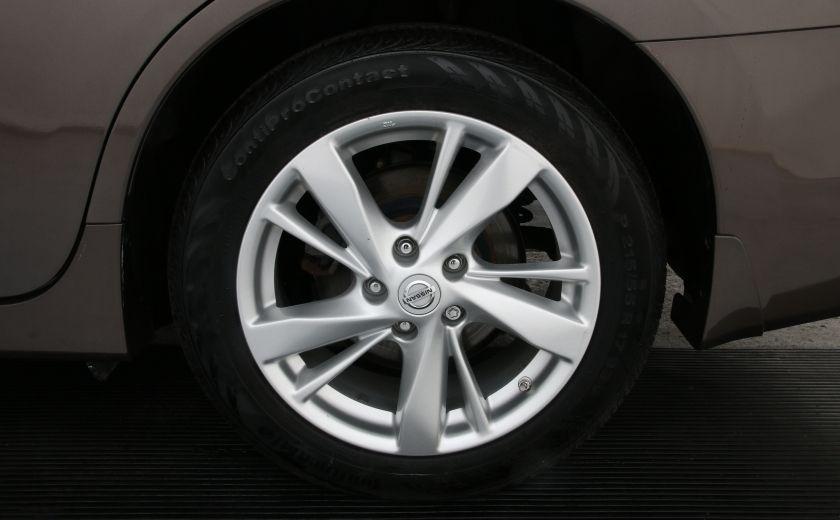 2014 Nissan Altima 2.5 SL CUIR TOIT MAGS BLUETHOOT CAMERA RECUL #27